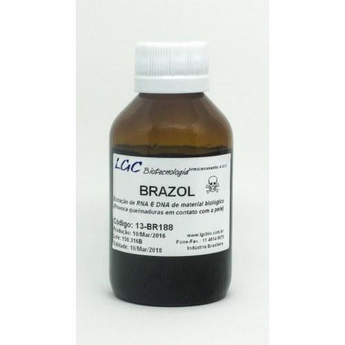 Brazol, Reagente a base de fenol para extracao de DNA