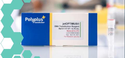 jetOPTIMUS® DNA Reagente de Transfecção