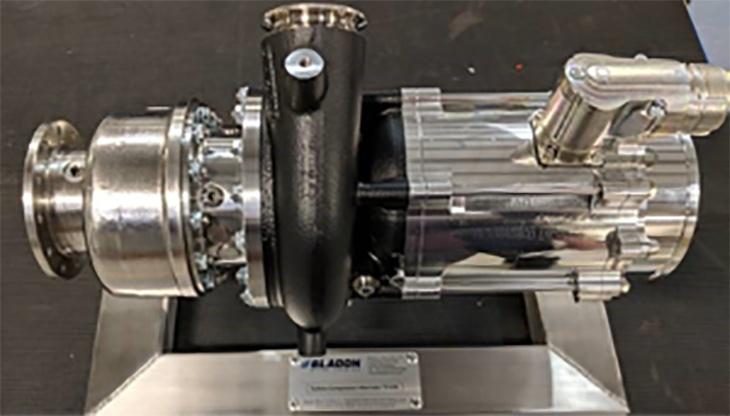 Bladon MTG Turbine Alternator