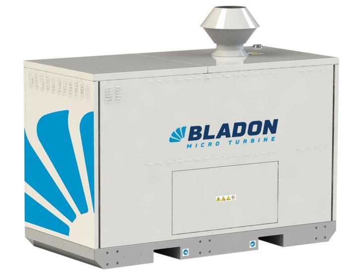 Bladon Micro Turbine