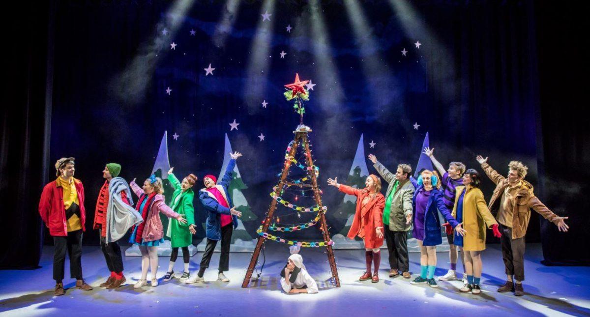 A Charlie Brown Christmas Live on Stage Hero Image