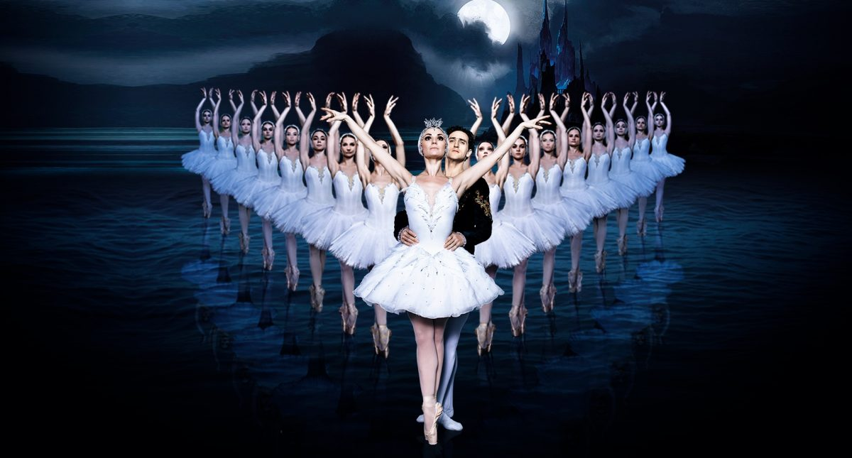 Russian Ballet Theatre Presents Swan Lake - RESCHEDULED Hero Image