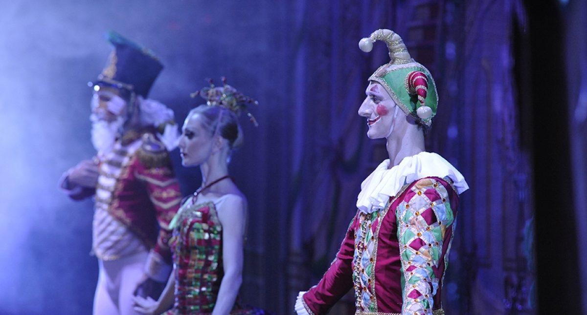 Moscow Ballet's Great Russian Nutcracker Christmas Stream Hero Image