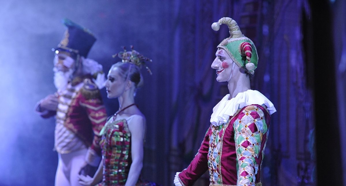 Moscow Ballet's Great Russian Nutcracker Christmas Stream Hero Image