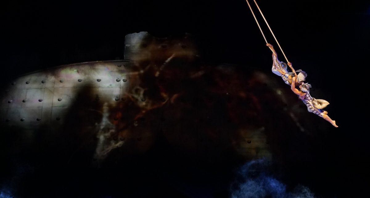 Cirque du Soleil: OVO Hero Image