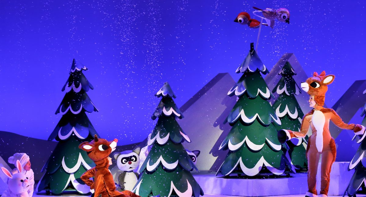 Rudolph The Red-Nosed Reindeer Hero Image