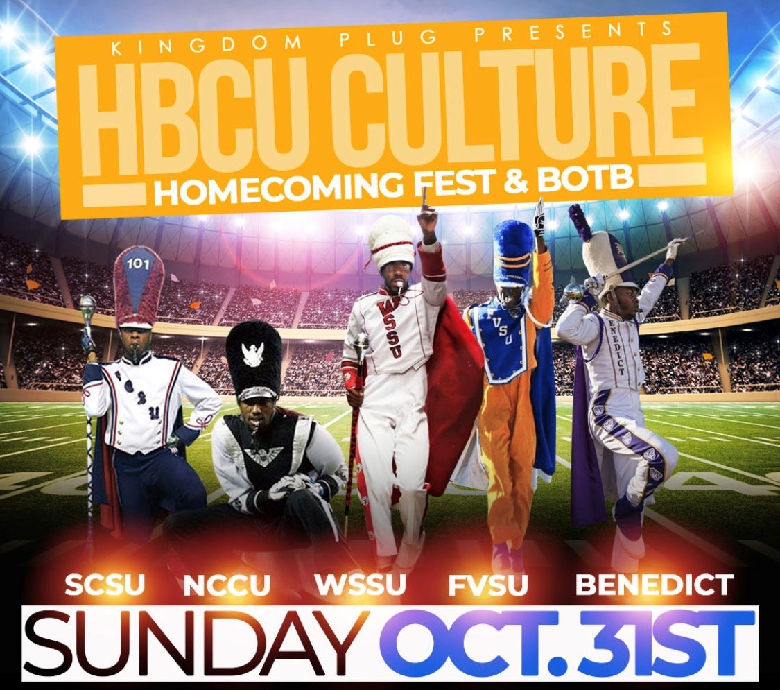 2021 HBCU Culture Homecoming Fest & Battle Of The Bands