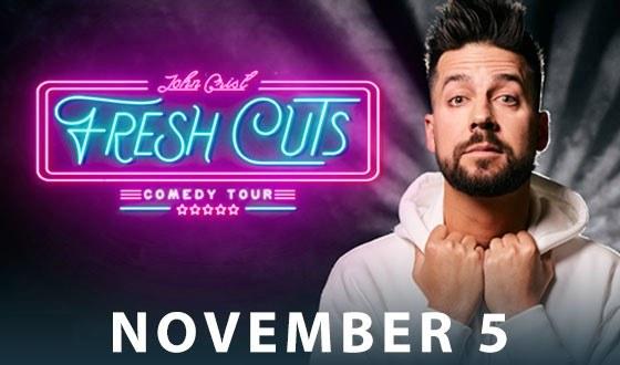 John Crist: Fresh Cuts Comedy Tour