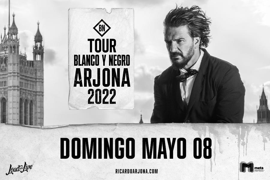 Ricardo Arjona - Blanco y Negro Tour