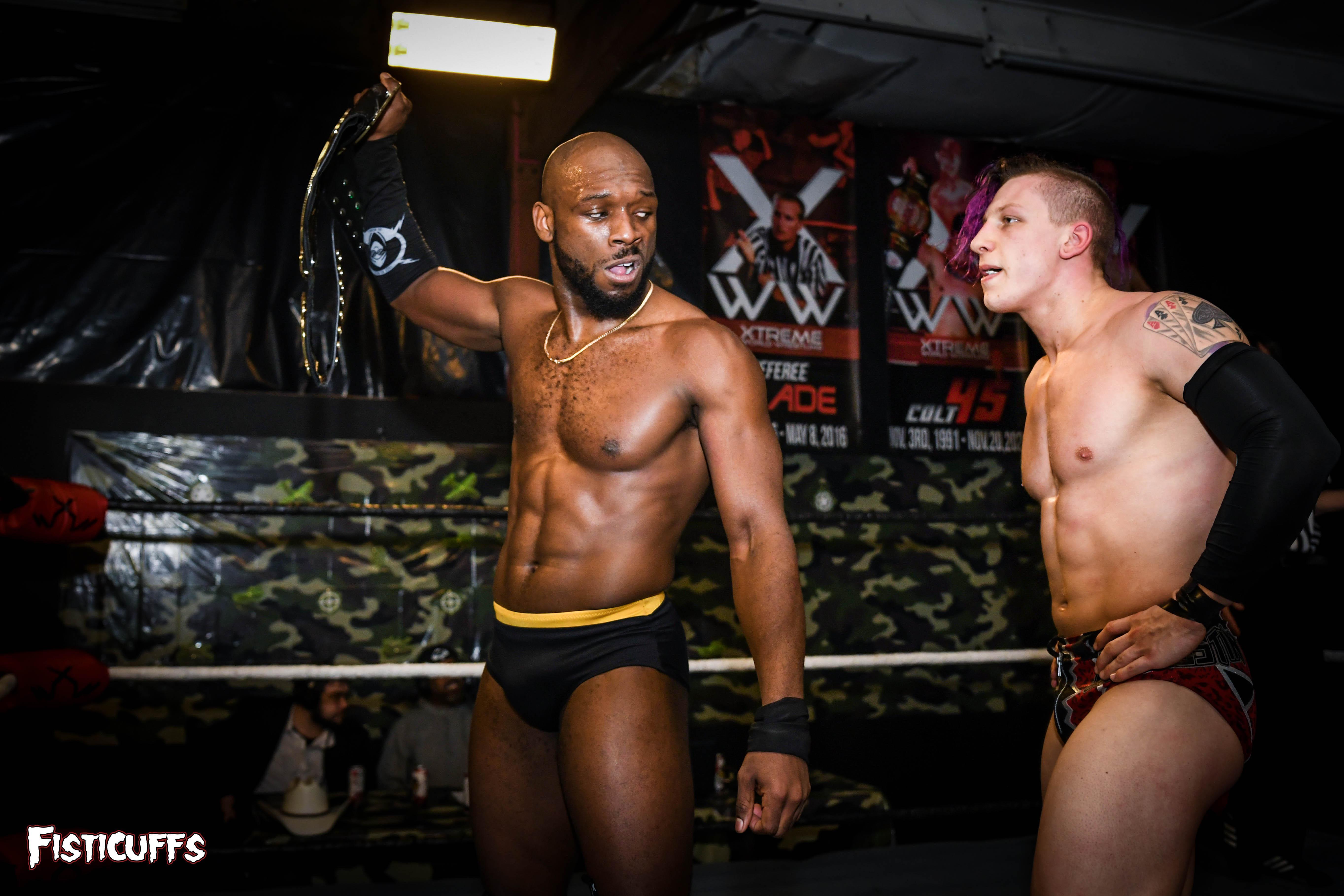 Xtreme World Wrestling Presents Xtreme Warfare