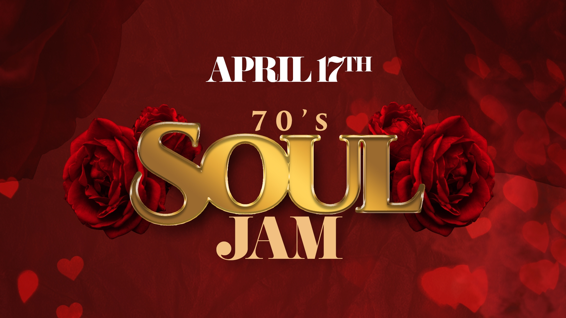 70's Soul Jam - CANCELED