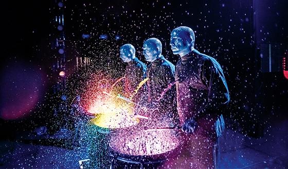 Blue Man Group - POSTPONED