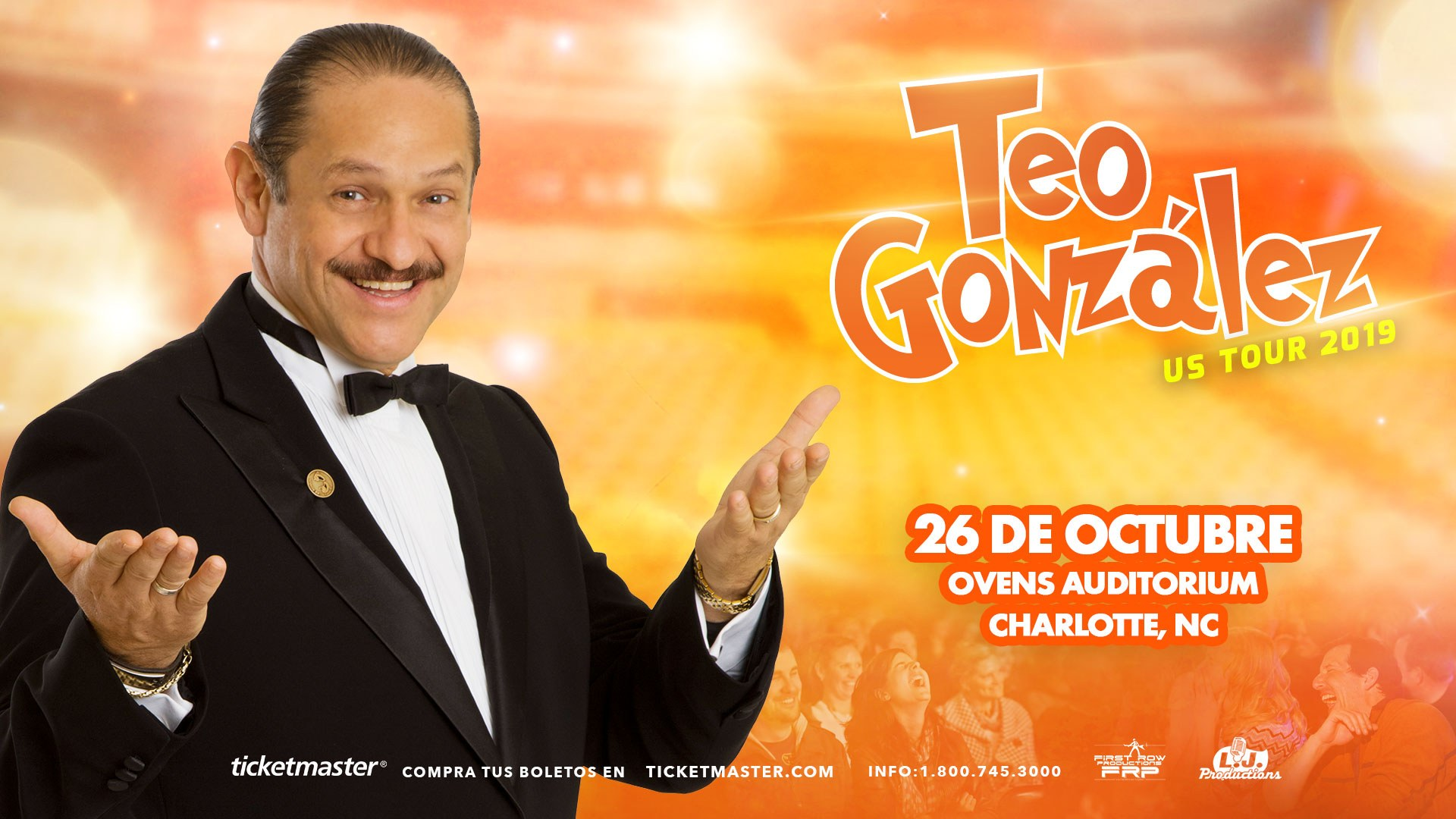 Illusion Touring & First Row Presents Teo Gonzalez