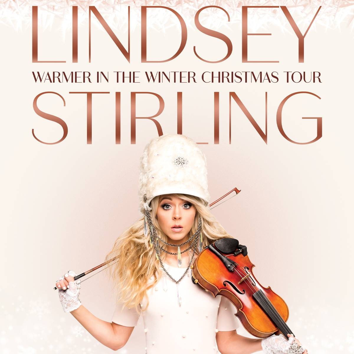 Lindsey Stirling - Warmer In The Winter Christmas Tour 2019