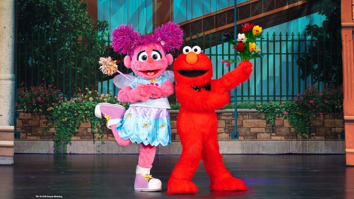 Sesame Street Live! Make Your Magic - CANCELED