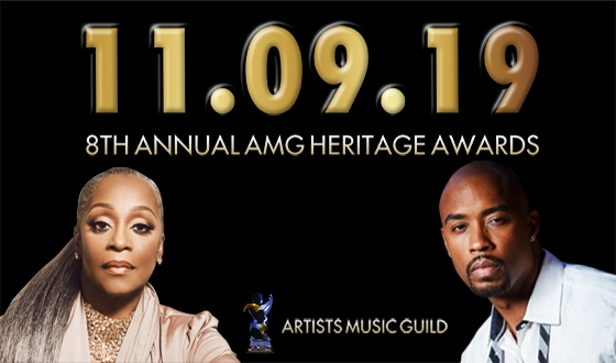 The Artists Music Guild Presents The 2019 AMG Heritage Awards
