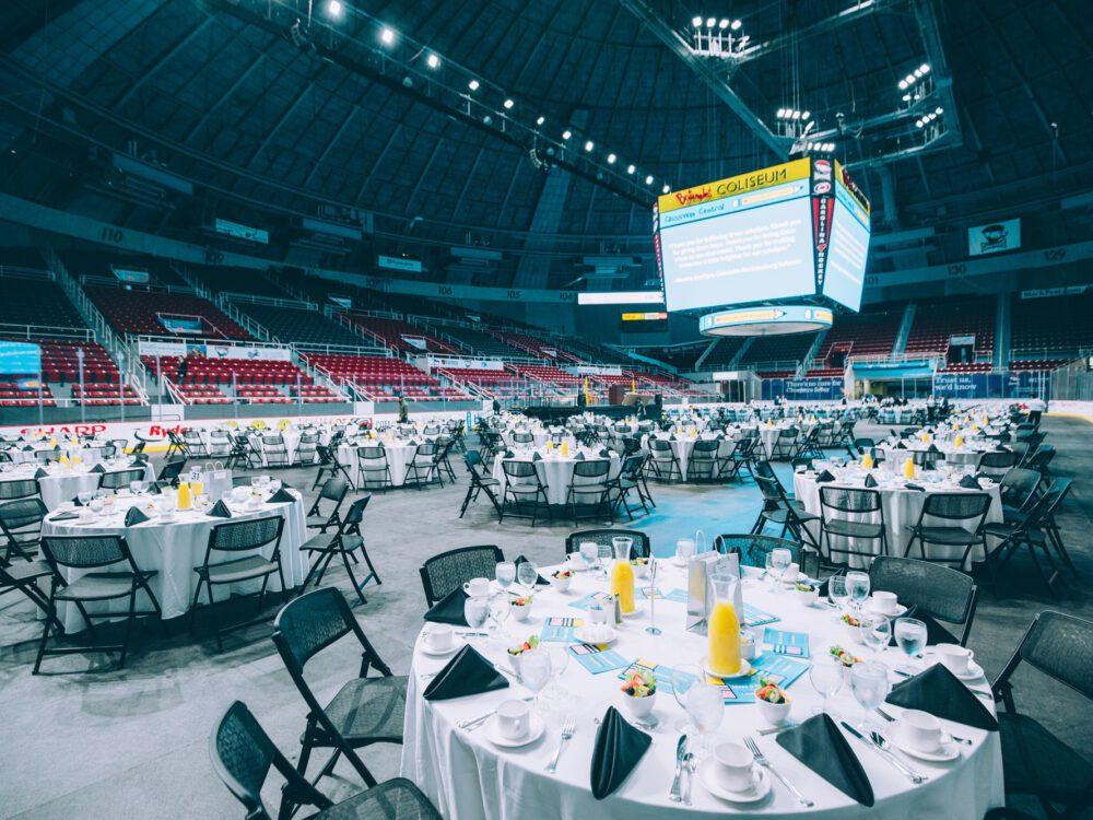 Banquet rounds