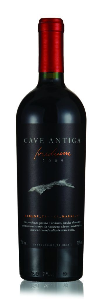 Iridium 2009 Cave Antiga
