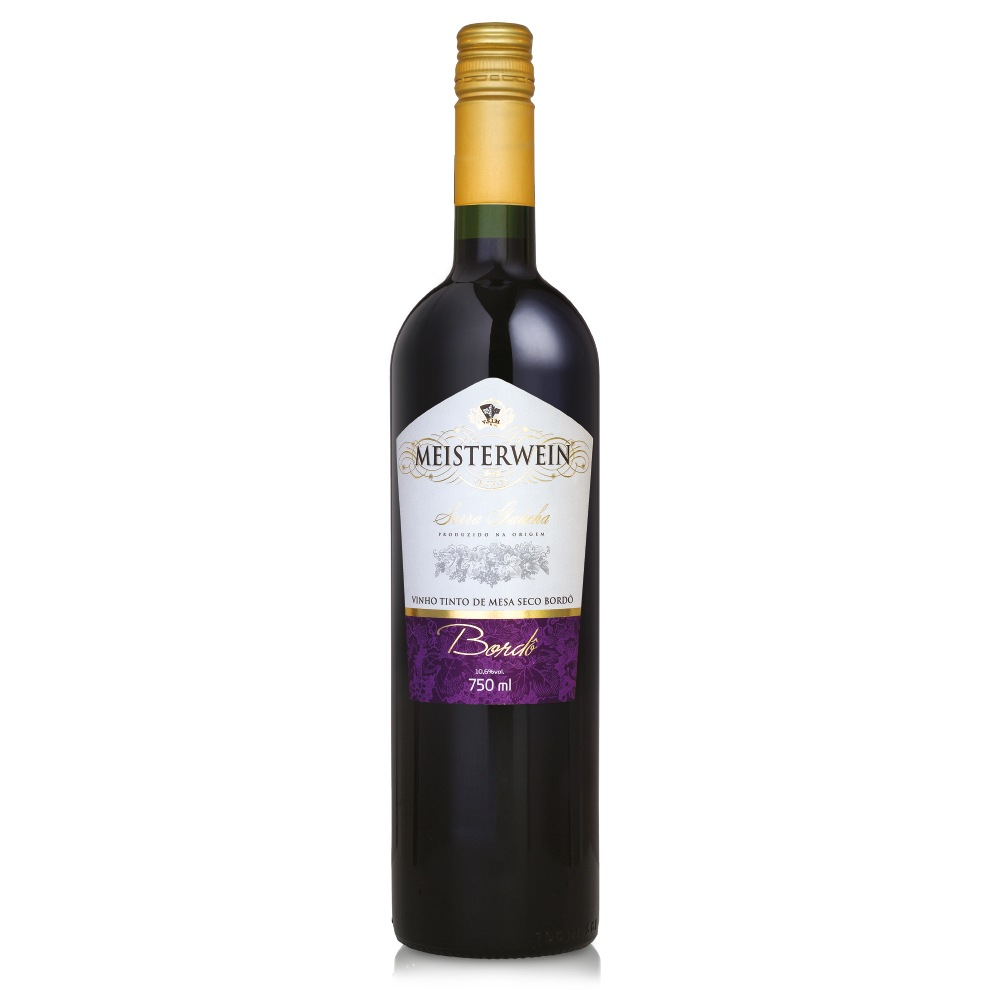Meisterwein Bordô Seco 750ml