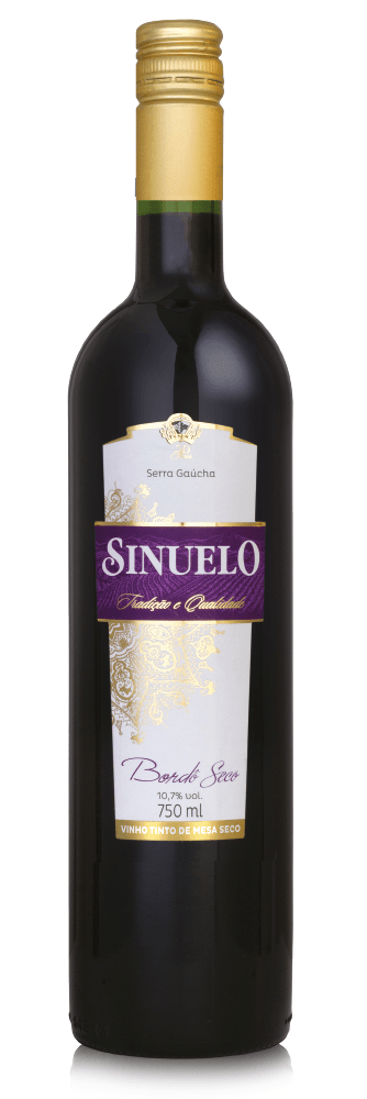 Sinuelo Bordô Seco 750ml