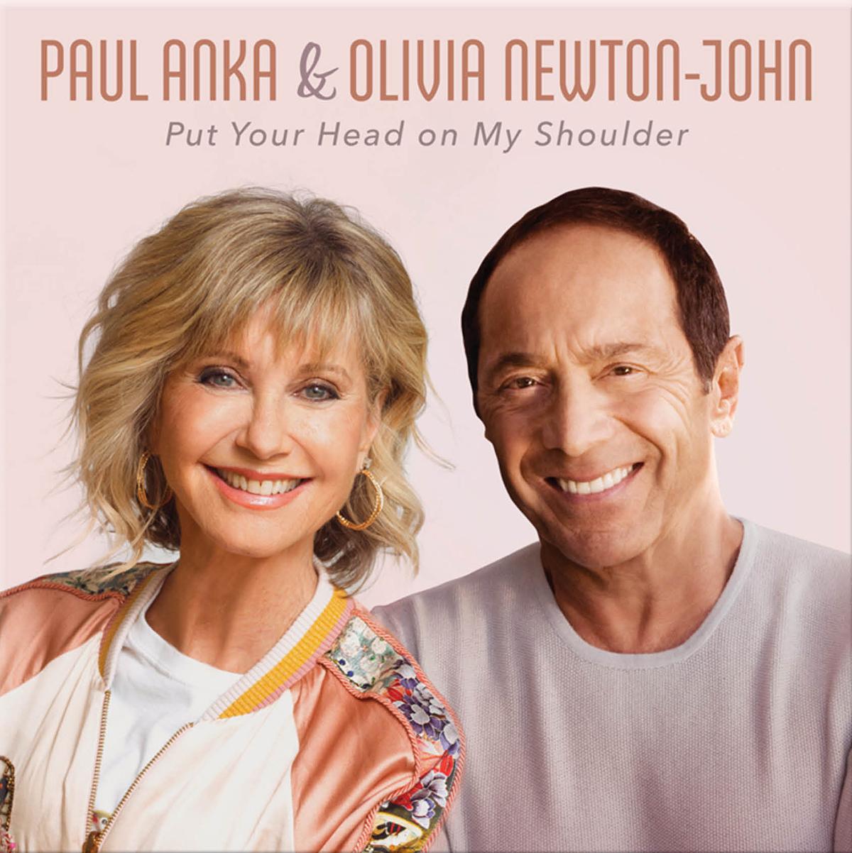 Put Your Head on my Shoulder Feat. Olivia Newton-John