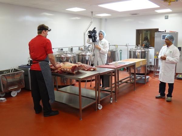 beef cutting
