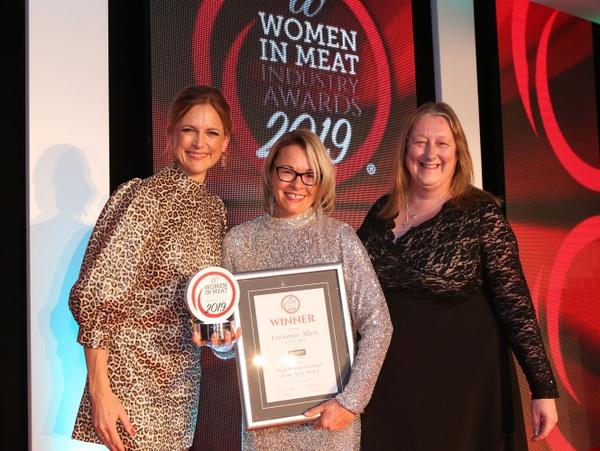 Lucianne Allen Women in Meat Industry Awards 2019