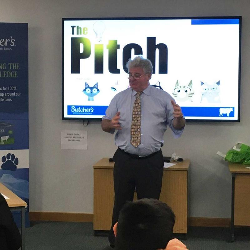 Butchers Pet Care opens door to Kingsthorpe College careers visit