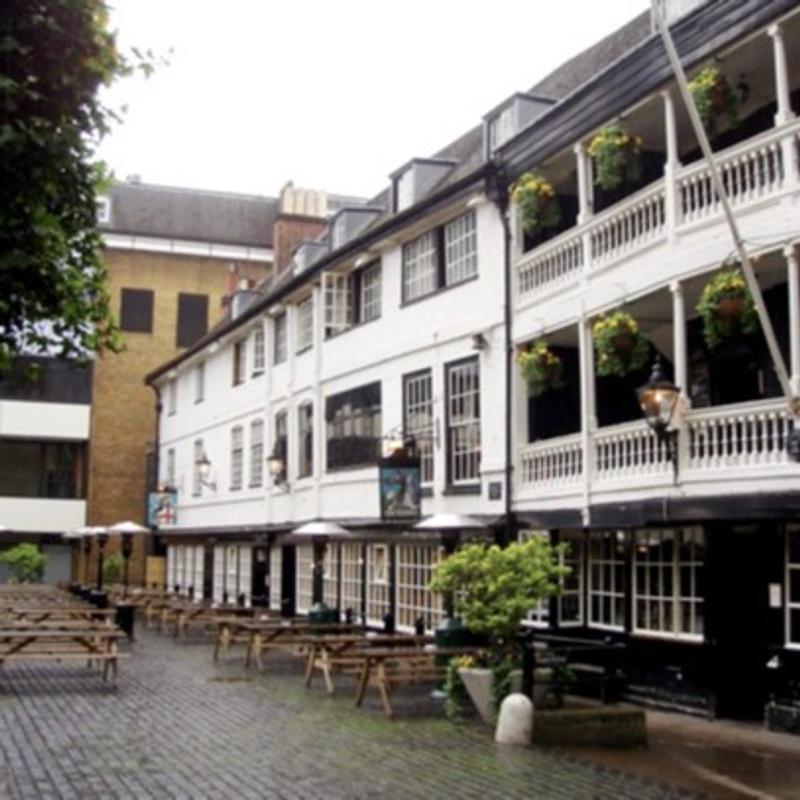 Virtual London Pub Tour