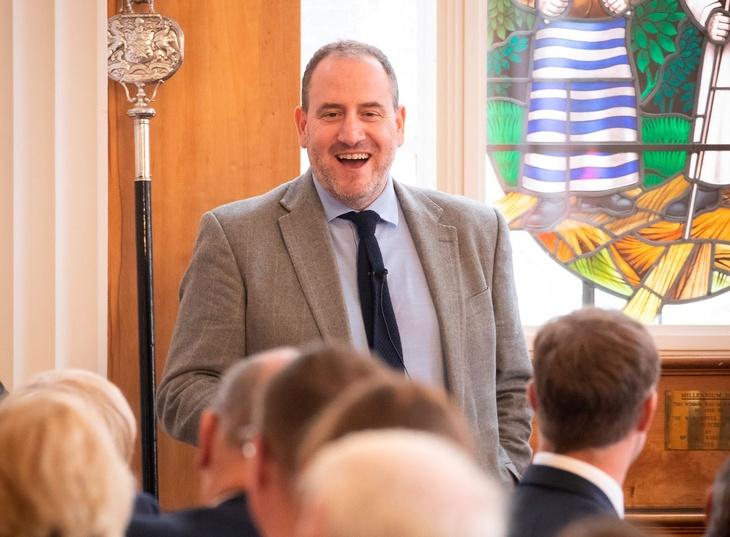 Simon Boyle, chef