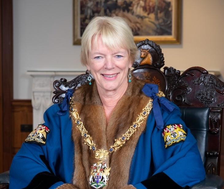 WCB Master Margaret Boanas