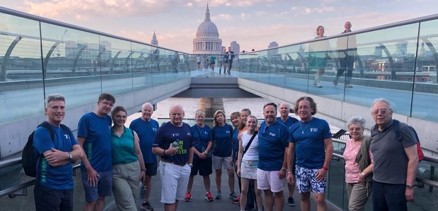 Charity Run The River Teach First 2021