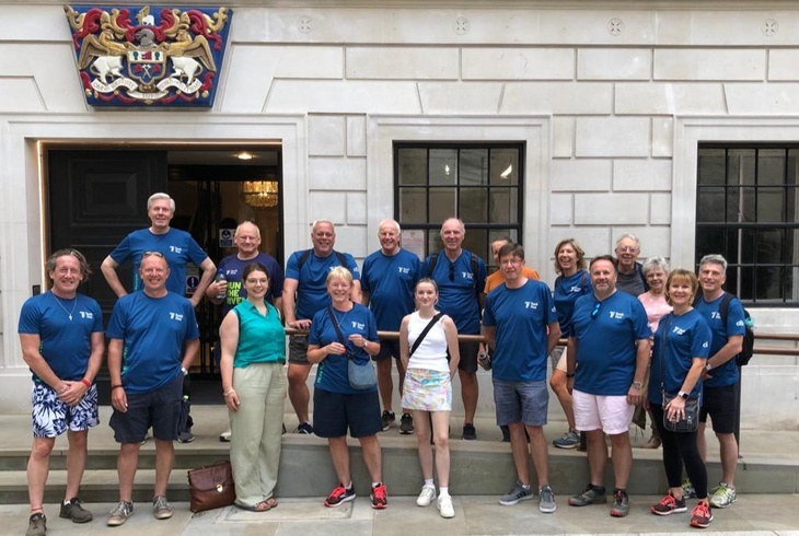Teach First Run The River 2021 by the Worshipful Company of Butchers