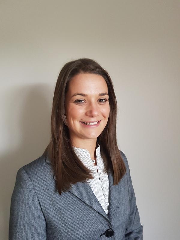 Sarah Pick, the 2019 Nuffield Scholar.