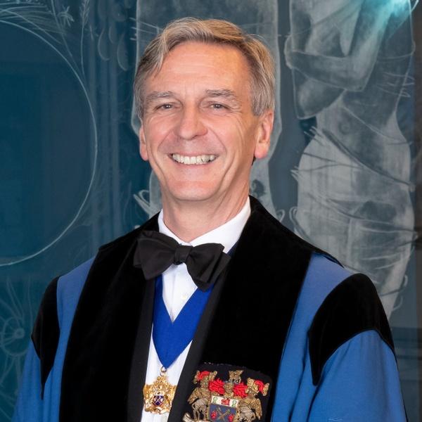 Major General Jeff Mason MBE