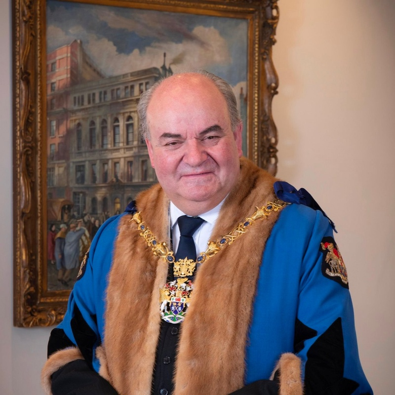 Tim Dumenil elected new Master at Common Hall