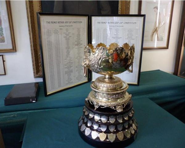 Prince Arthur Cup