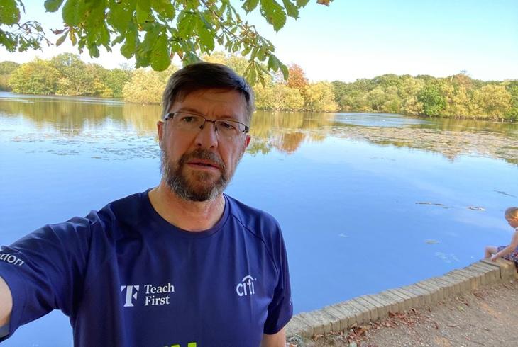 WCB Teach First Run the River