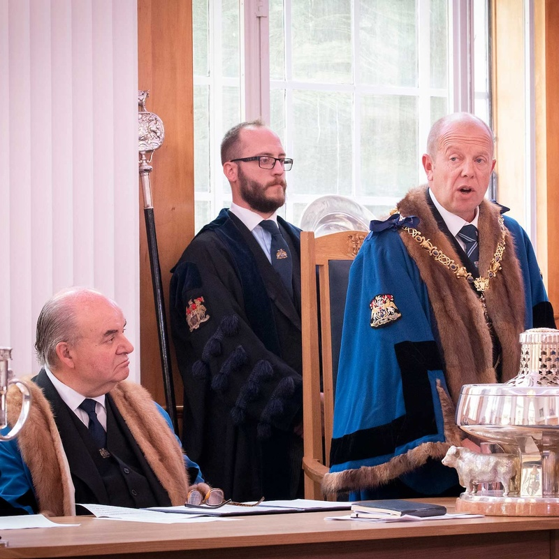Common Hall 2020: both historic and unique as new Master elected