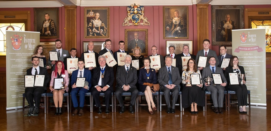 IOM / WCB Award Winners 2019