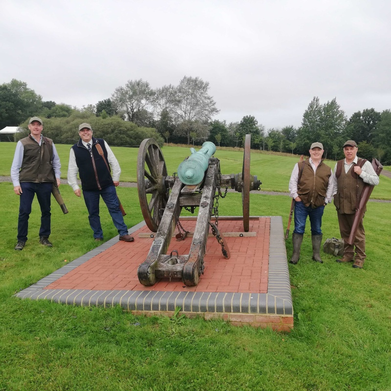 Butchers compete in Inter Livery Clay Pigeon Shooting Competition