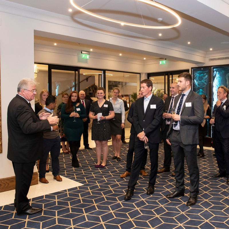 First new members' evening showcases WCB