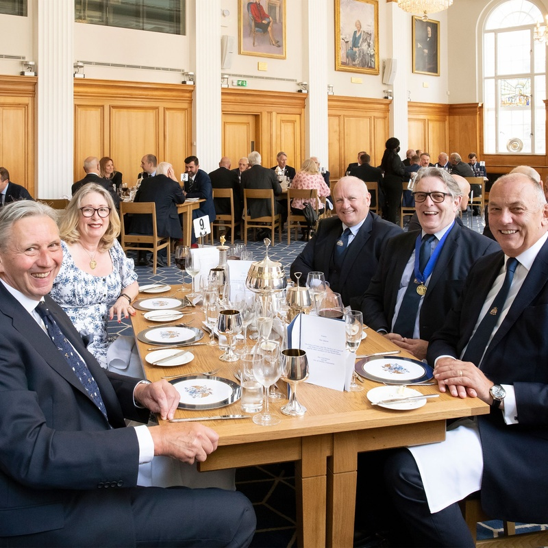 A welcome return for the Butchers' Court Lunch