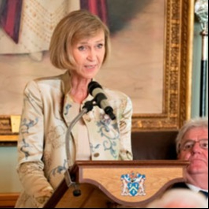 Lady Mayoress praises work of the Butchers' Livery