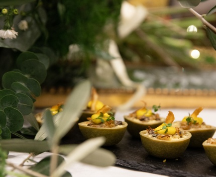 Butchers' Hall - Wedding Canapes