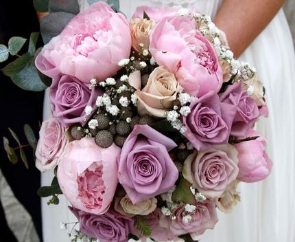 Butchers' Hall - wedding flowers