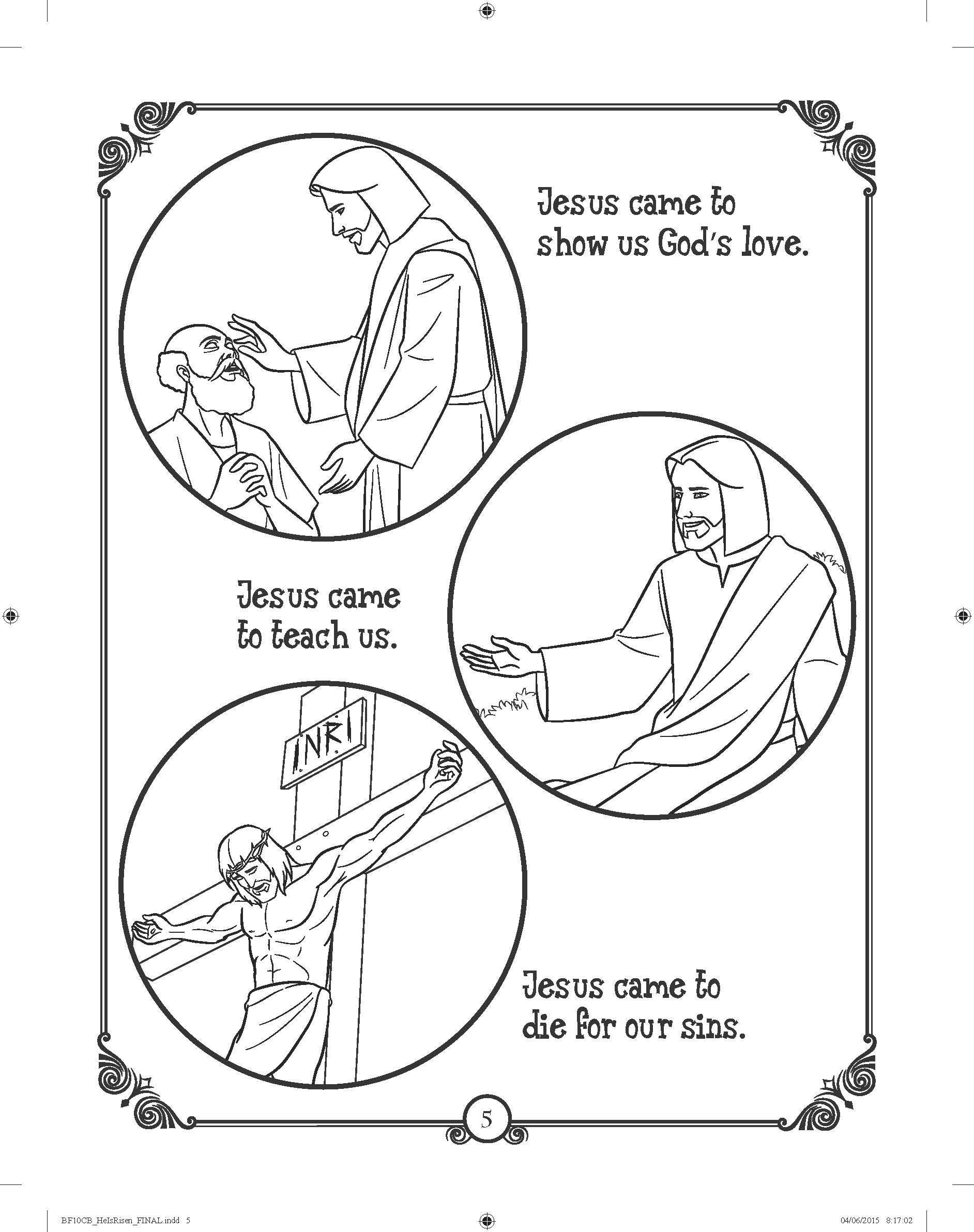 Jesus' Mission