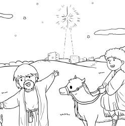 Wise Men and the Star