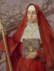 Feb. 01 - St. Brigid of Ireland
