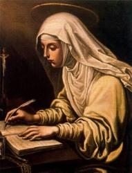 Feb. 13 - St. Catherine of Ricci